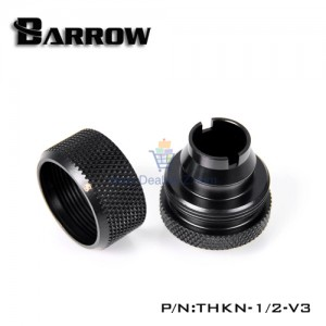 "1/2"" Compression Fitting for Soft Tube"