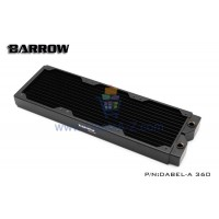 360mm x 34mm Triple Radiator - Dabel-a