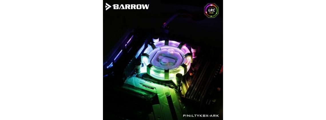 Aurora CPU Block
