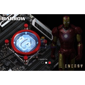 Energy Series for AMD CPU