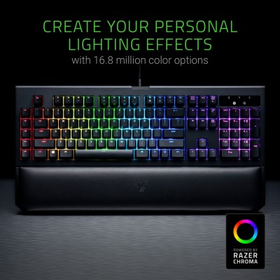 Razer Blackwidow Chroma V2 RGB Mechanical Keyboard