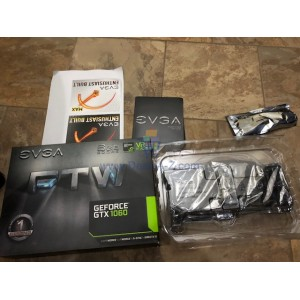 EVGA GTX 1060 FTW