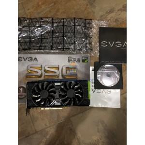 EVGA GTX 1050 SSC 2GB
