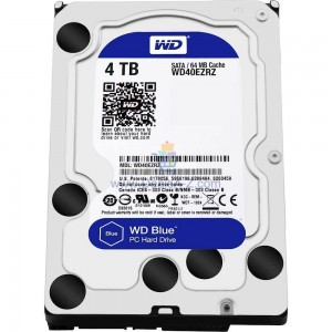 WD 4TB Blue HDD