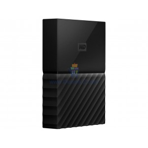 WD My Passport External HDD