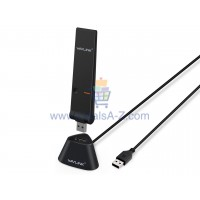 Wavlink AC 1300Mbps Wireless USB Wifi Adapter with USB Cradle Extension